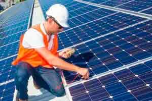 Instalador de Energia Fotovoltaica Profissional